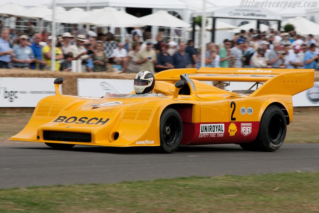 Porsche 917/10K - Chassis: 917/10-001   - 2009 Goodwood Festival of Speed