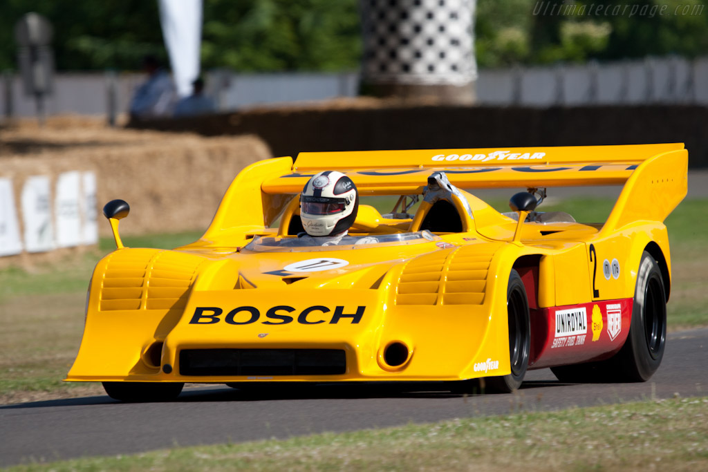 Porsche 917/10K - Chassis: 917/10-001   - 2009 Goodwood Festival of Speed