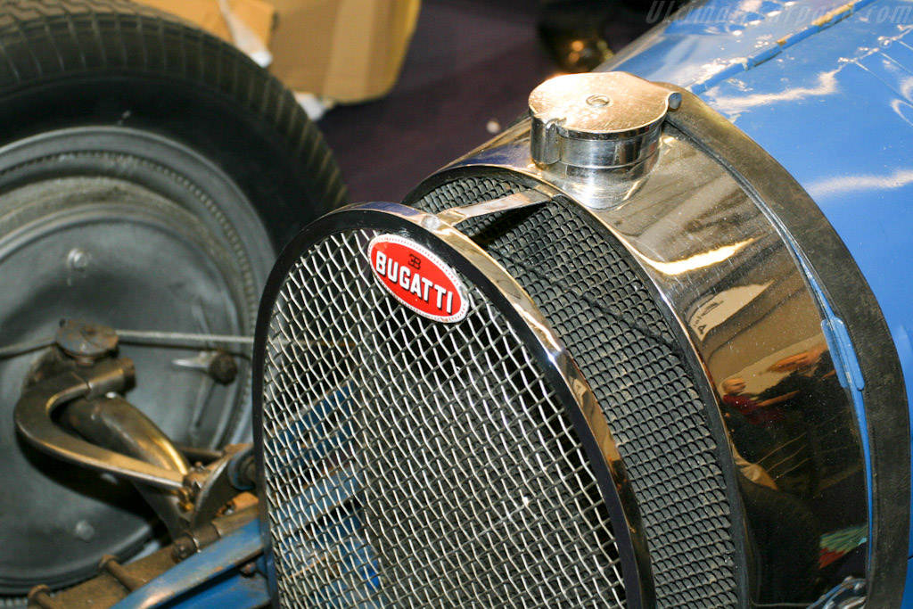 Bugatti Type 59 Grand Prix - Chassis: 59121   - 2005 Retromobile