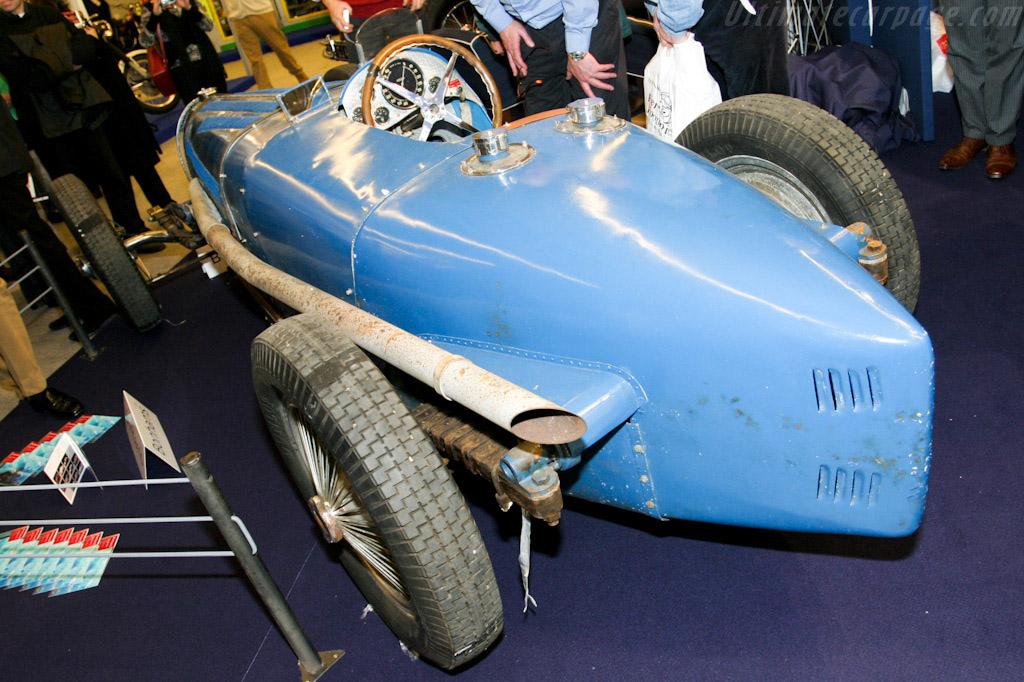 Bugatti Type 59 Grand Prix - Chassis: 59121   - 2005 Retromobile