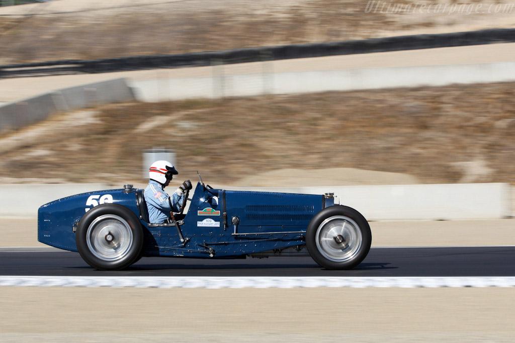 Bugatti Type 59 Grand Prix Chassis Bc 159 2007