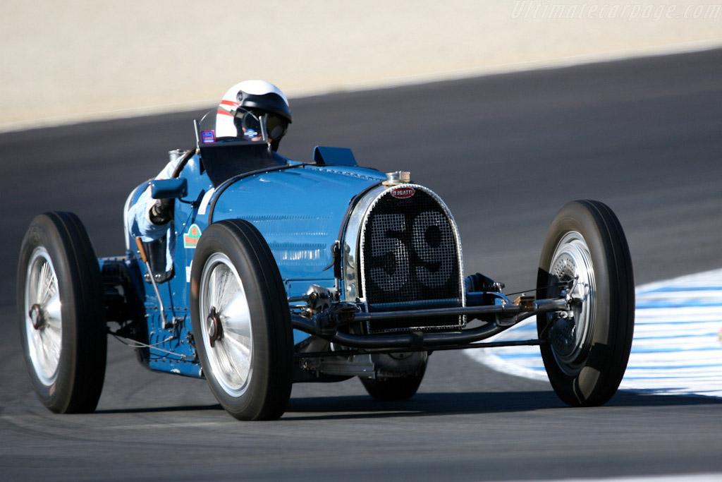 Bugatti Type 59 Grand Prix - Chassis: BC 159   - 2007 Monterey Historic Automobile Races