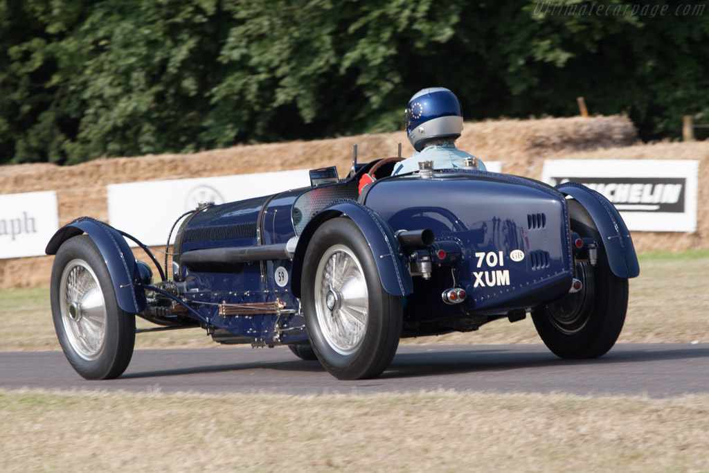 bugatti type 59 grand prix chassis 59121 2013 goodwood festival of speed. Black Bedroom Furniture Sets. Home Design Ideas