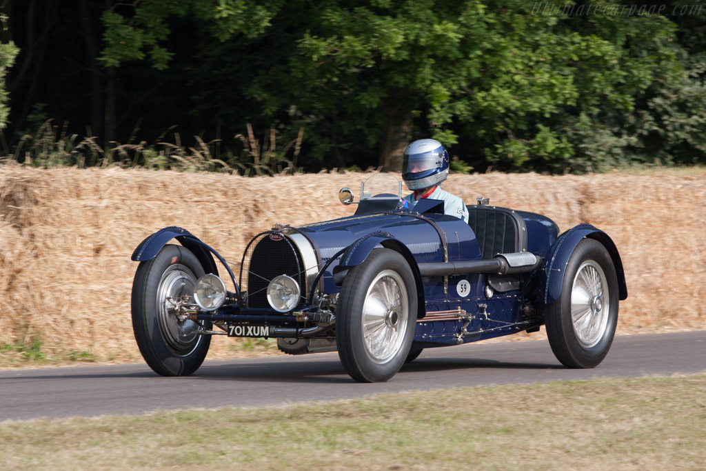 Bugatti Type 59 Grand Prix - Chassis: 59121   - 2013 Goodwood Festival of Speed