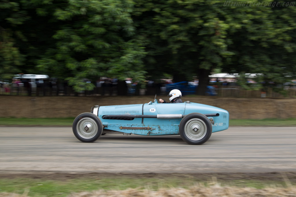 Bugatti Type 59 Grand Prix - Chassis: 59124   - 2016 Goodwood Festival of Speed