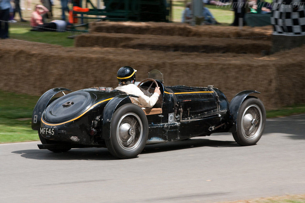 Bugatti Type 59 Sports Roadster - Chassis: 57248   - 2009 Goodwood Festival of Speed