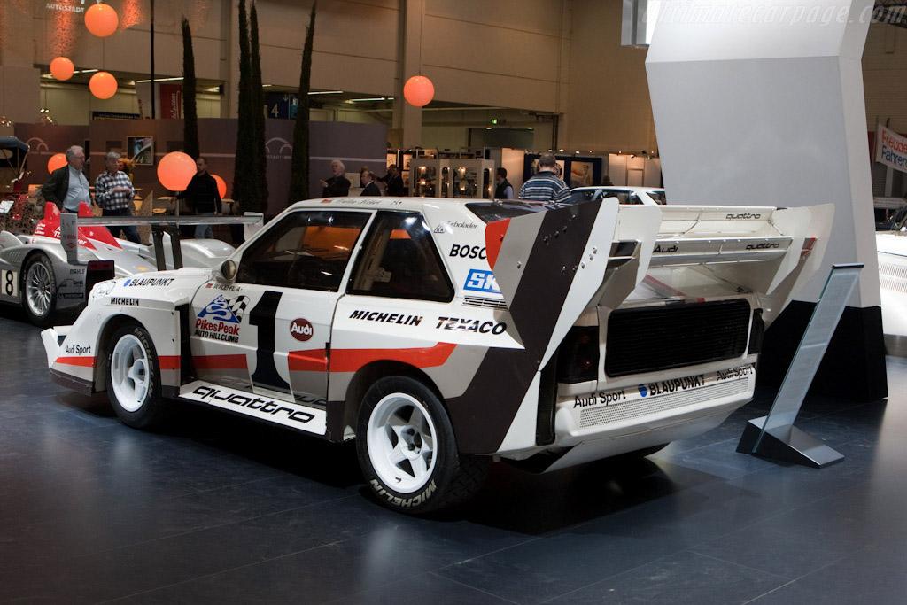 Audi Sport Quattro S1 'Pikes Peak' - Chassis: 85ZGA905020  - 2009 Techno Classica