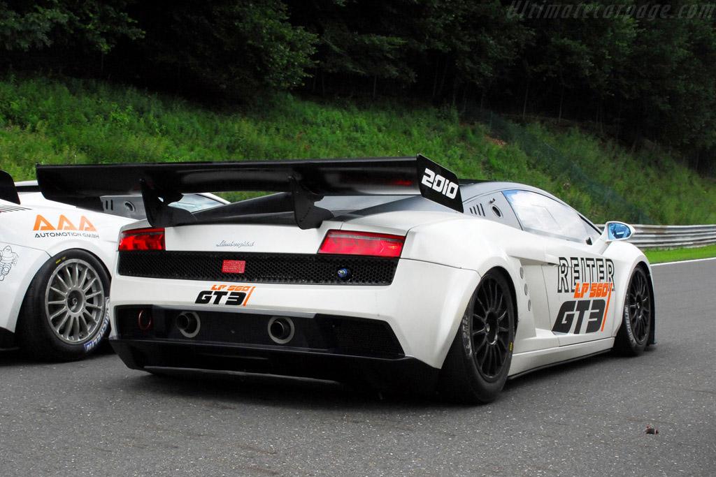 Reiter Lamborghini Gallardo Lp560 Gt3