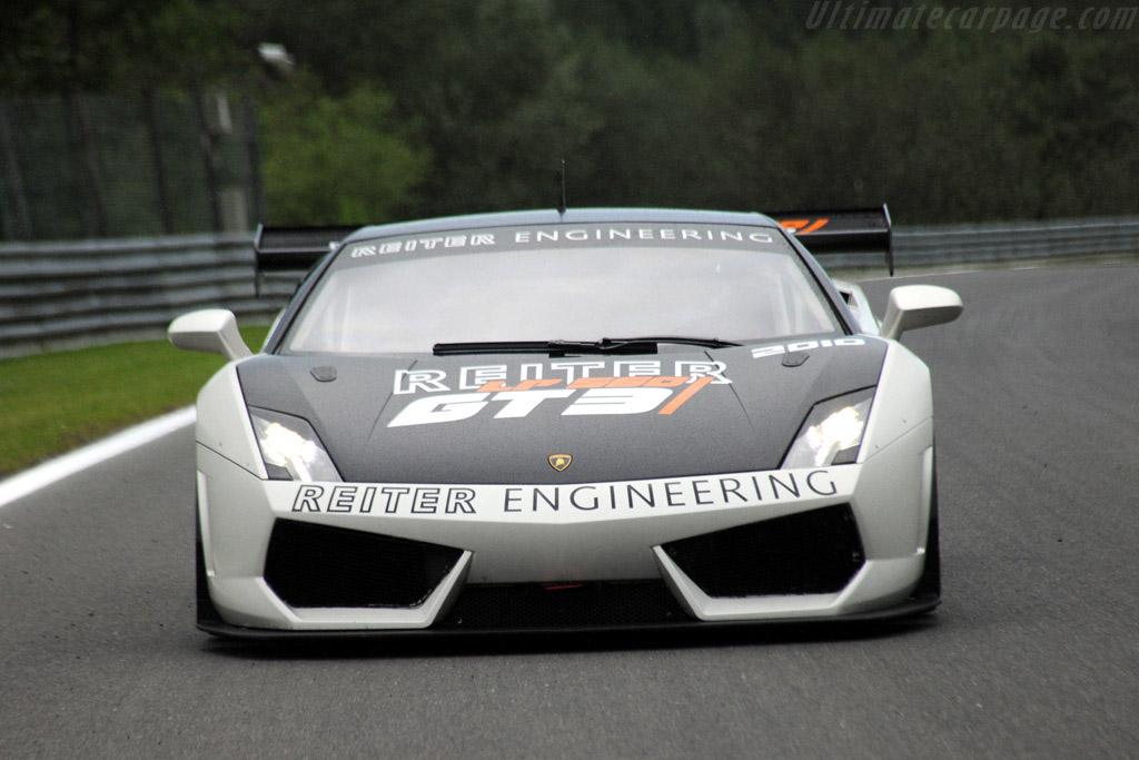 Reiter-Lamborghini Gallardo LP560 GT3