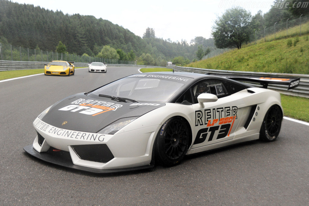 Click here to open the Reiter-Lamborghini Gallardo LP560 GT3 gallery