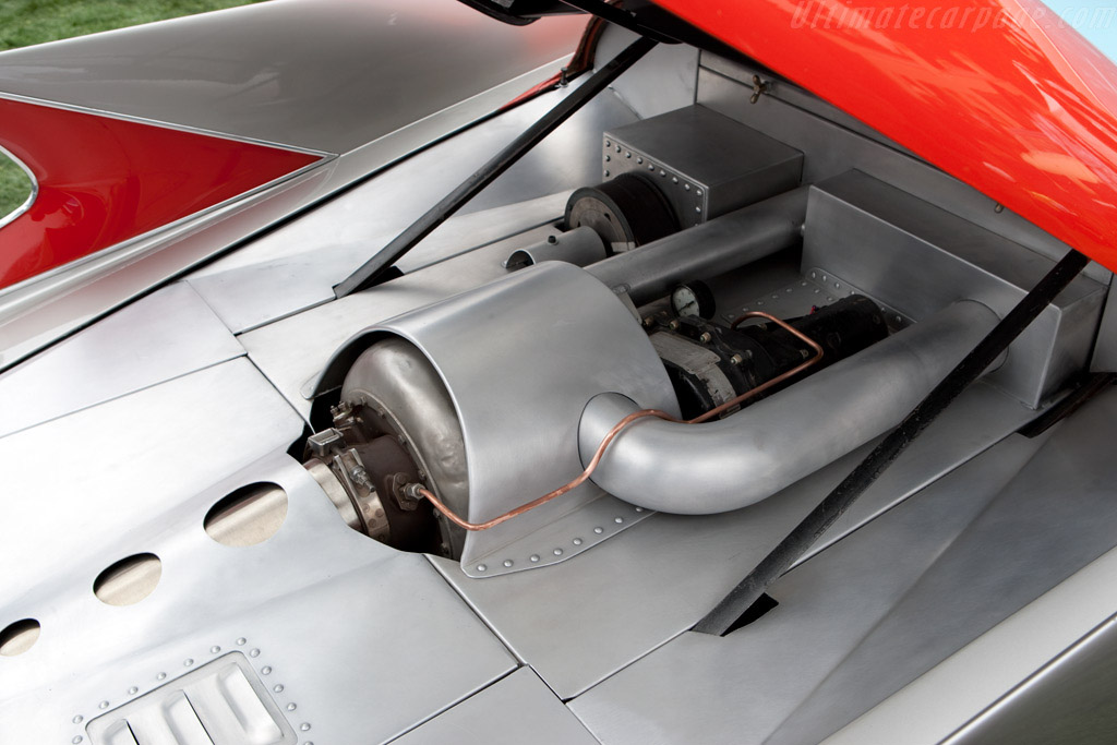 Ghia Streamline X 'Gilda' Concept - Chassis: 9967   - 2009 Concorso d'Eleganza Villa d'Este