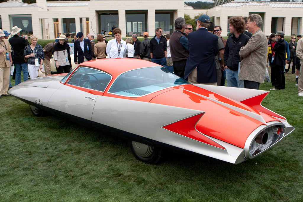 Ghia Streamline X 'Gilda' Concept - Chassis: 9967   - 2008 Pebble Beach Concours d'Elegance