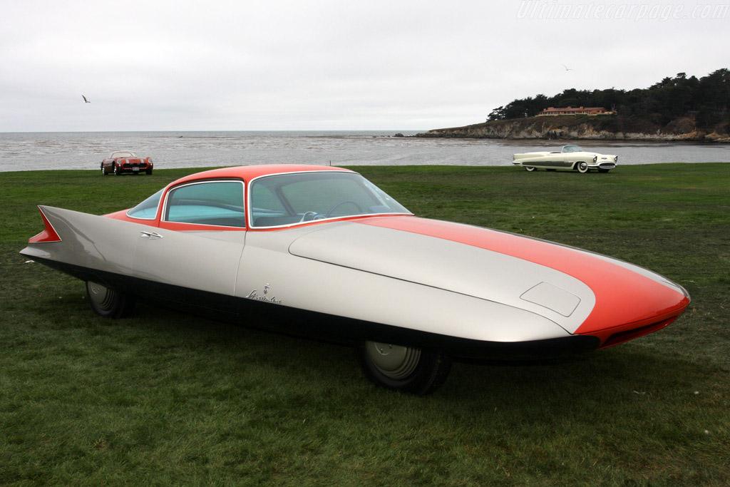 1955 Ghia Streamline X Gilda Concept Images