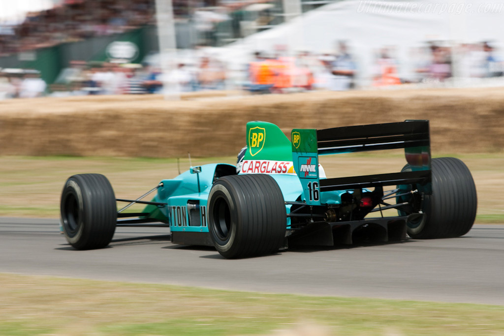 Leyton House CG901 Judd - Chassis: 003   - 2009 Goodwood Festival of Speed