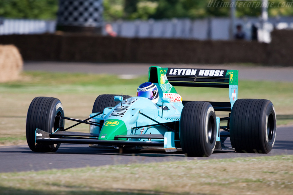 1990 Leyton House Cg901 Judd Images Specifications And