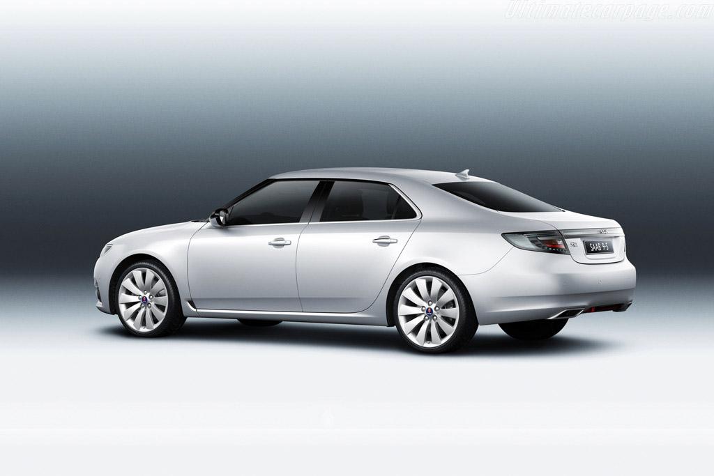 Sedan >> Saab 9-5 Sedan