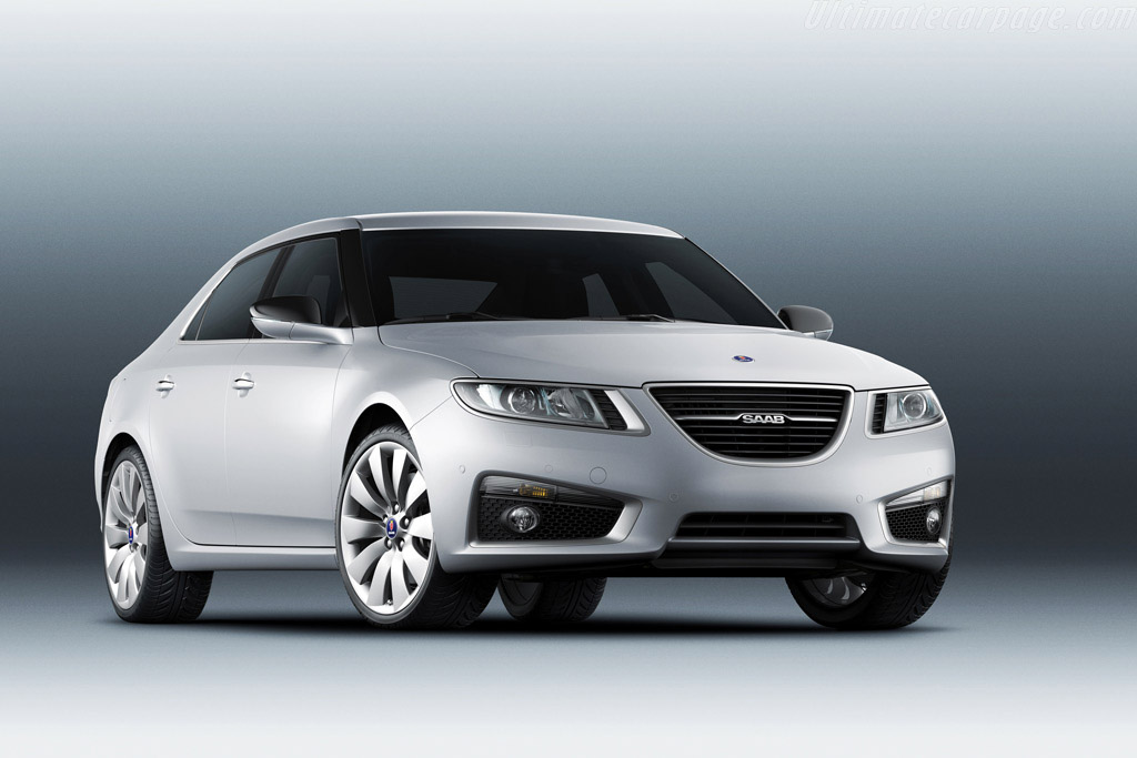 Click here to open the Saab 9-5 Sedan gallery