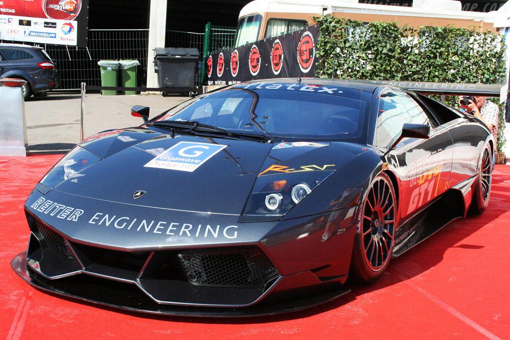 Click here to open the Reiter-Lamborghini Murciélago LP670 R-SV gallery