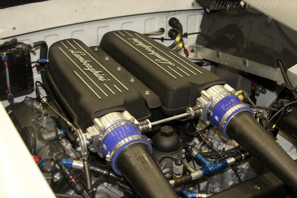 Reiter-Lamborghini Gallardo LP560 GT2 - Chassis: LA07030   - 2009 Le Mans Series Spa 1000 km