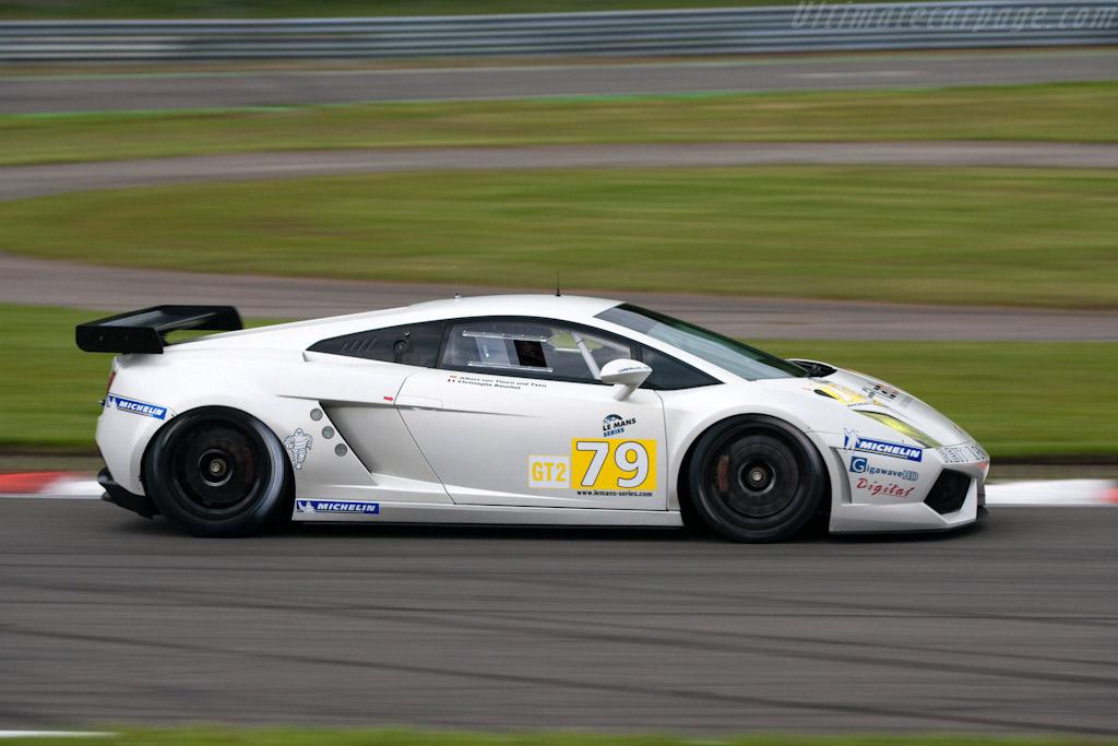 Reiter Lamborghini Gallardo Lp560 Gt2 Chassis La07030