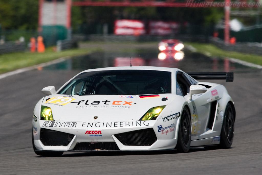 Click here to open the Reiter-Lamborghini Gallardo LP560 GT2 gallery