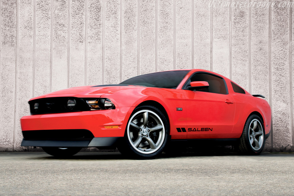 Click here to open the Saleen 435S gallery
