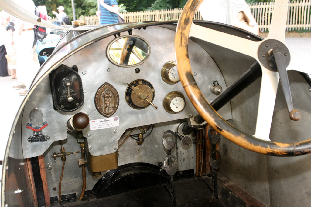 Bugatti Type 18 Grand Prix - Chassis: 471   - 2009 Goodwood Festival of Speed