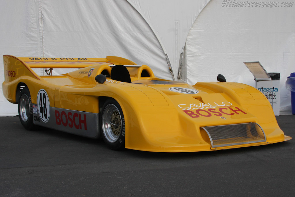 Porsche 917/30 - Chassis: 917/30-006   - 2009 Monterey Historic Automobile Races