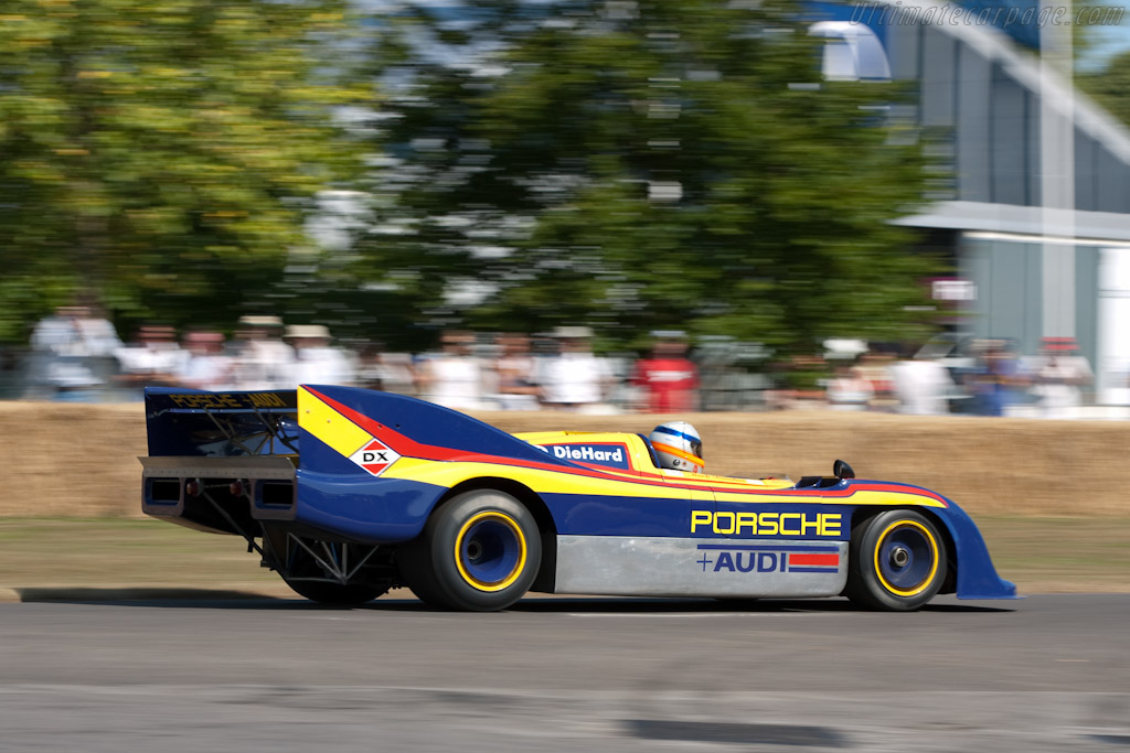 Porsche 917/30 - Chassis: 917/30-002   - 2009 Goodwood Festival of Speed