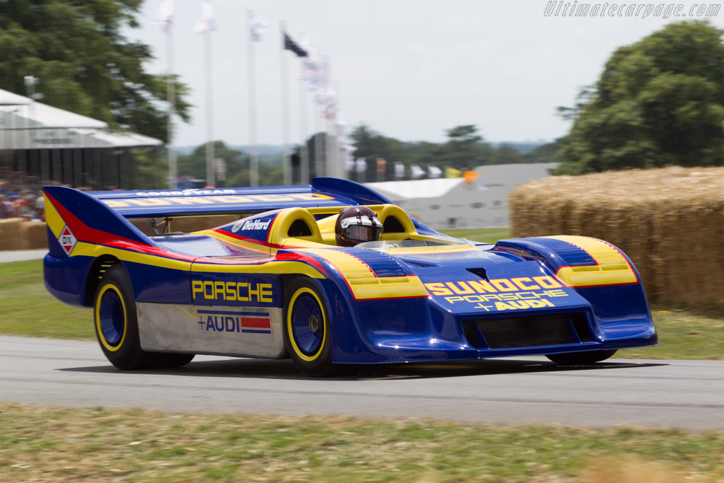Porsche 917/30 - Chassis: 917/30-005  - 2014 Goodwood Festival of Speed