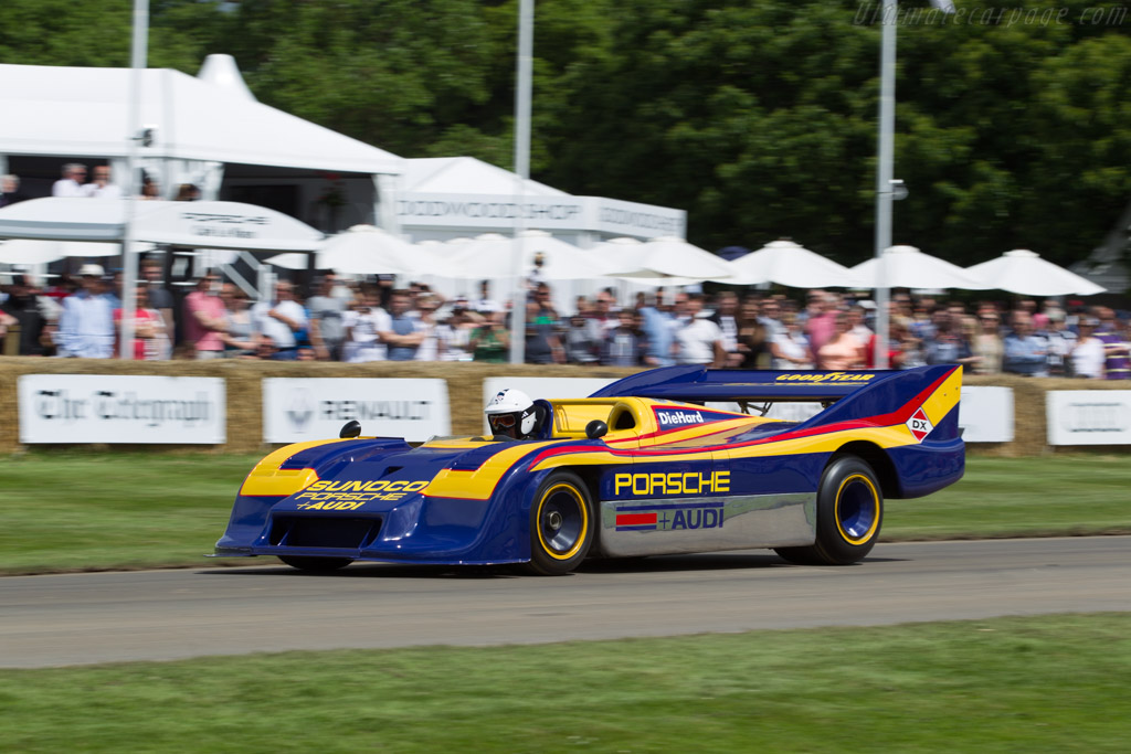 Porsche 917/30 - Chassis: 917/30-002 - Driver: Richard Attwood  - 2016 Goodwood Festival of Speed