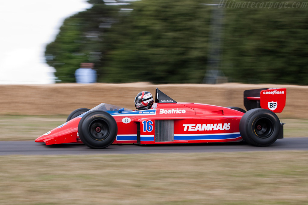 Beatrice-Lola THL1 Hart - Chassis: 85-002   - 2009 Goodwood Festival of Speed