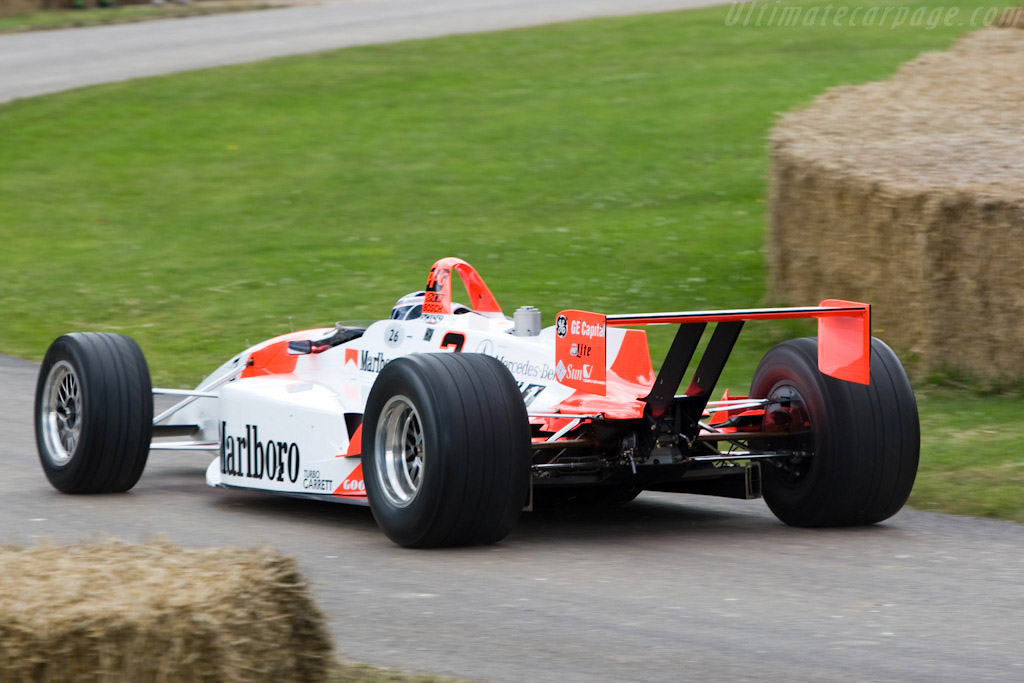 Penske PC26 Mercedes - Chassis: 005   - 2008 Goodwood Festival of Speed