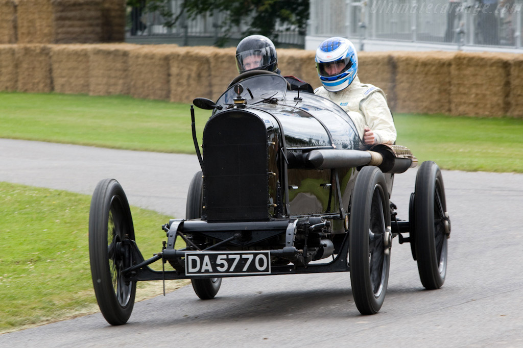Sunbeam Tourist Trophy - Chassis: 2   - 2008 Goodwood Festival of Speed