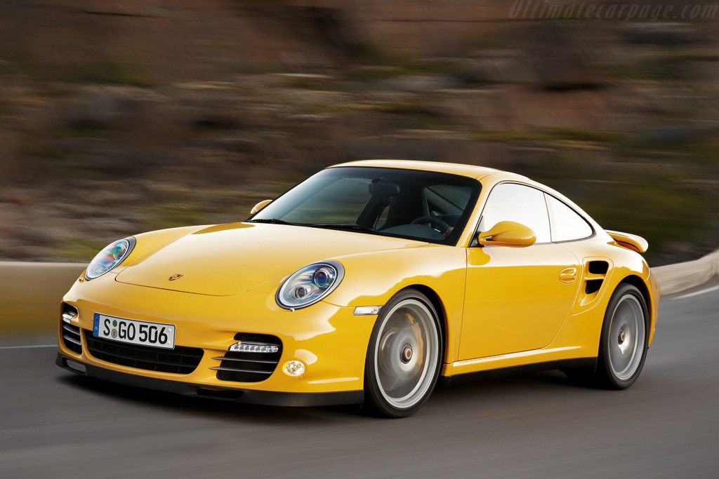 Click here to open the Porsche 997 Turbo gallery
