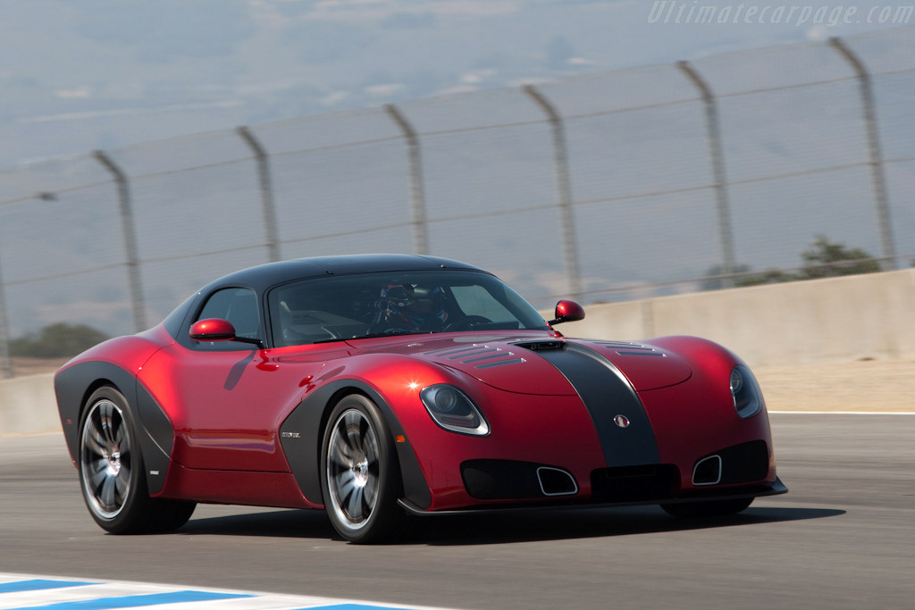 Devon GTX    - 2009 Monterey Historic Automobile Races