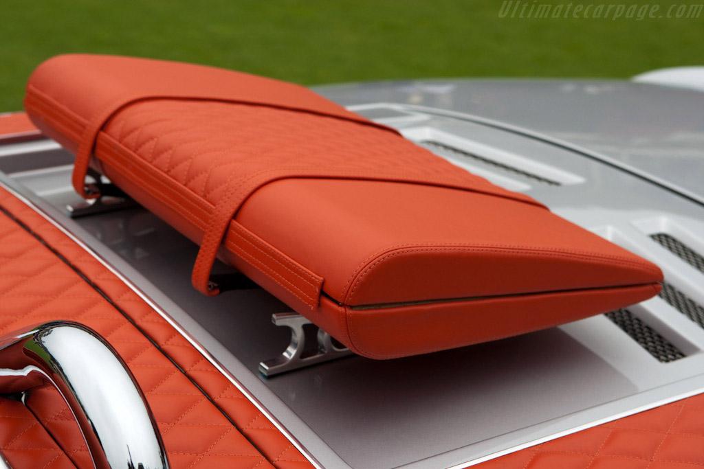 Spyker C8 Aileron Spyder    - 2009 Pebble Beach Concours d'Elegance