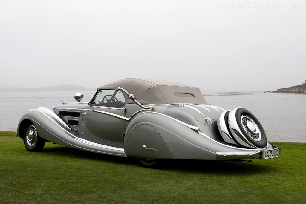 Horch 853 Voll & Ruhrbeck Sport Cabriolet - Chassis: 853558   - 2009 Pebble Beach Concours d'Elegance