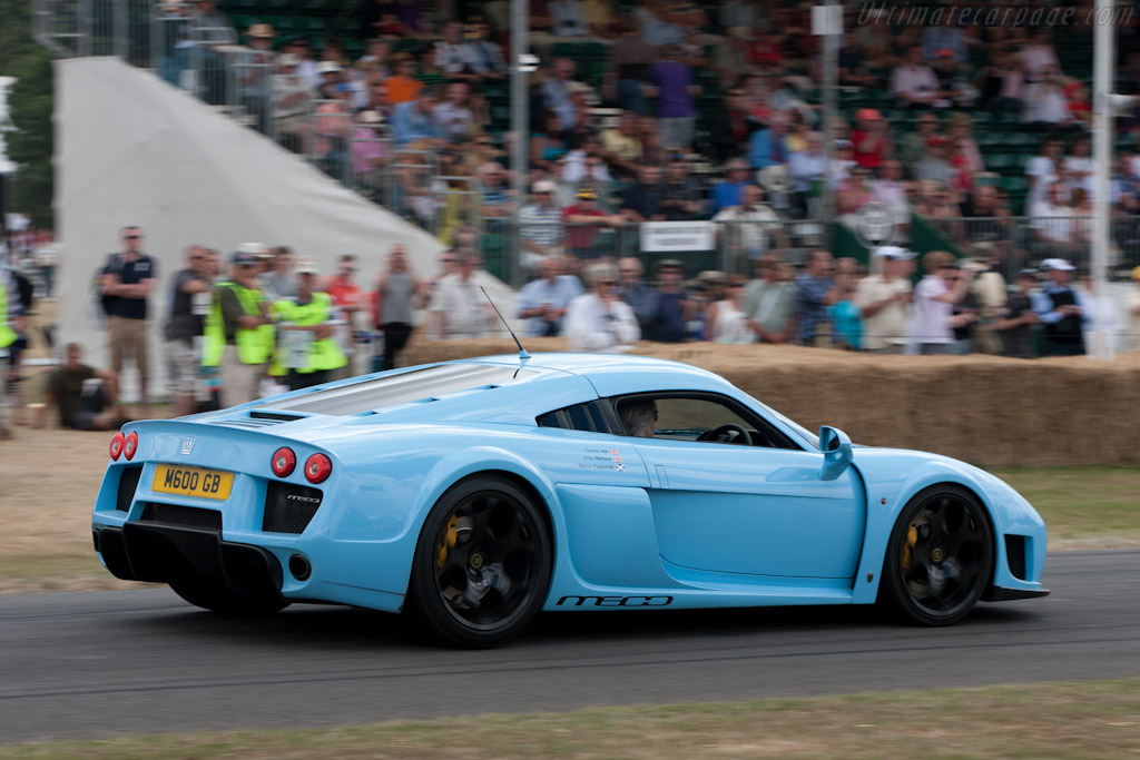 Noble M600    - 2010 Goodwood Festival of Speed