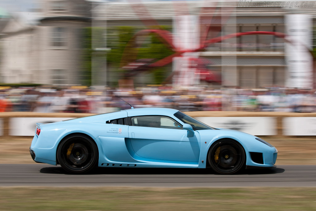 Noble M600    - 2010 Goodwood Festival of Speed