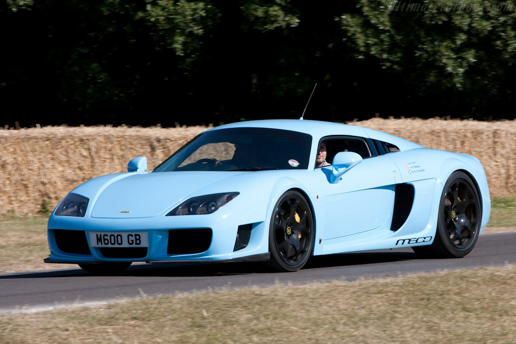 2010 Noble M600 Images Specifications And Information