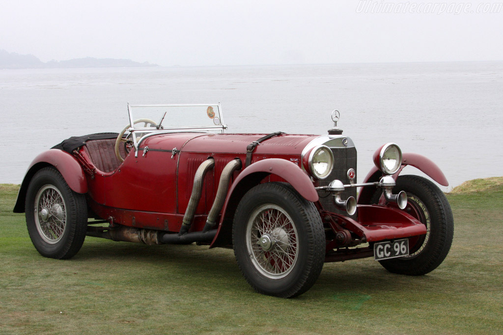 Click here to open the Mercedes-Benz 710 SSK 27/180/250 hp Carlton Roadster gallery