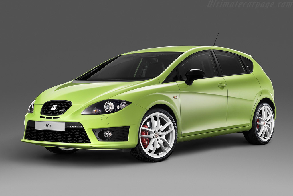 Click here to open the Seat Leon Cupra R gallery