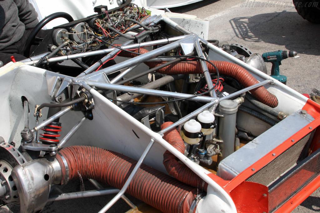 Porsche 936 - Chassis: 936-004   - 2004 Le Mans Classic