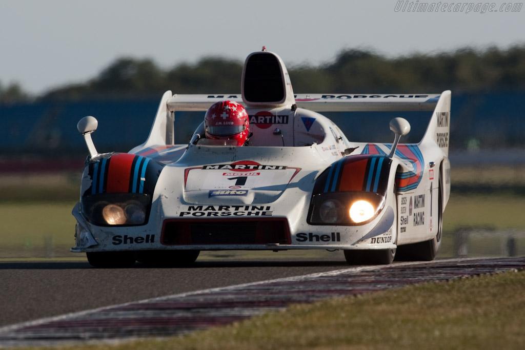 Porsche 936 - Chassis: 936-004  - 2009 Le Mans Series Silverstone 1000 km