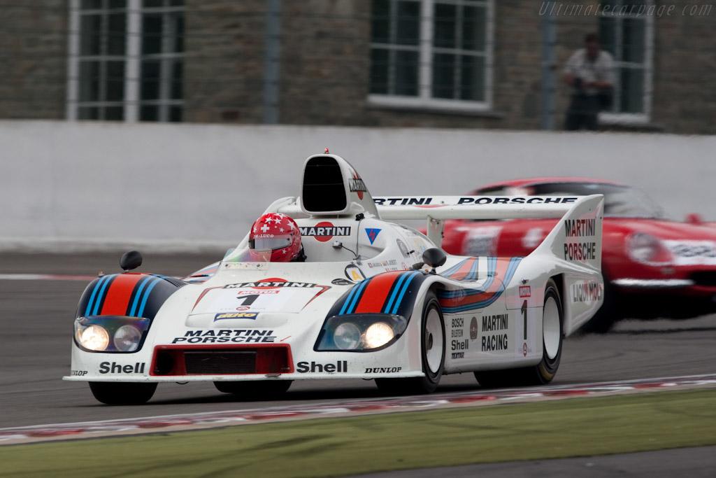 Porsche 936 - Chassis: 936-004   - 2009 Le Mans Series Spa 1000 km