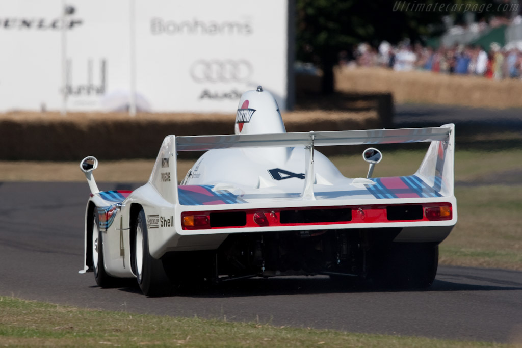 Porsche 936 - Chassis: 936-002   - 2009 Goodwood Festival of Speed