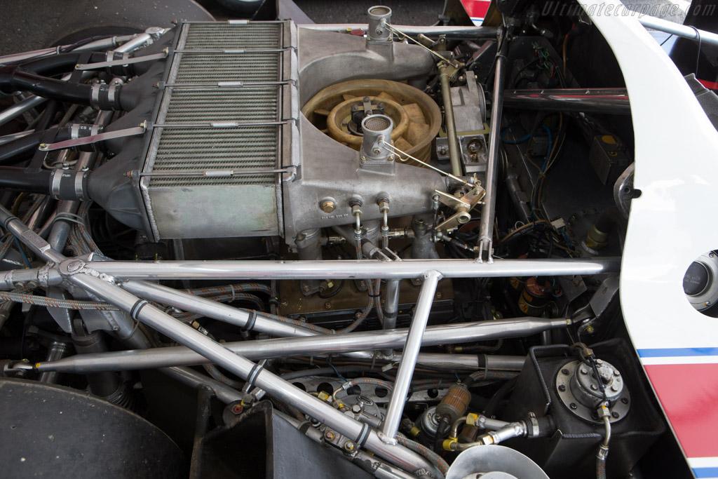 Porsche 936 - Chassis: 936-005   - 2014 Le Mans Classic