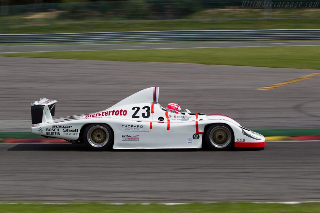 Porsche 936 - Chassis: 936-005   - 2015 Modena Trackdays
