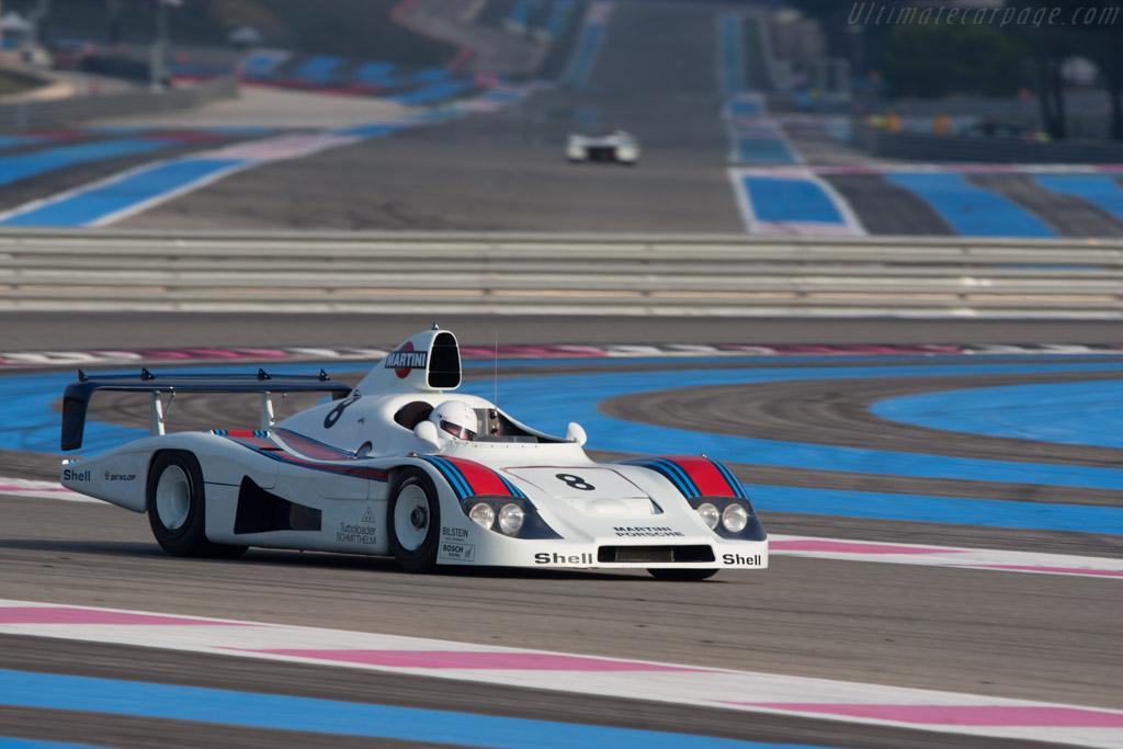 Porsche 936 Chassis 936 001 2012 Dix Mille Tours